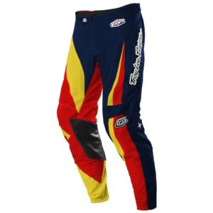 troy lee gp verse pant navy red