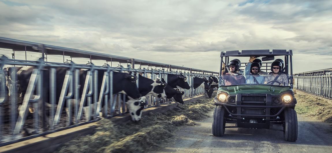 Kawasaki ATV Farm Utility