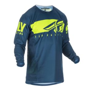 FLY KINETIC SHIELD JERSEY 2019 Navy