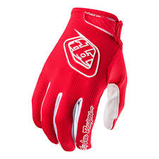 TLD 15 AIR GLOVE RED