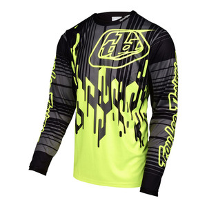 TLD SPRINT JERSEY CODE FLURO YELLOW