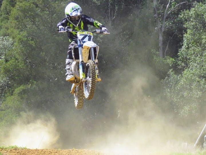 MX Racing Jump