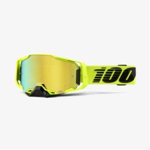 100% Branded Armega Motocross Goggles