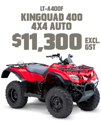 Suzuki King Quad 400 Auto