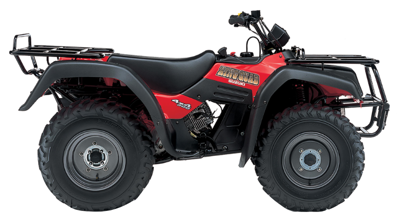 Suzuki King Quad KQ300 Motorcycle