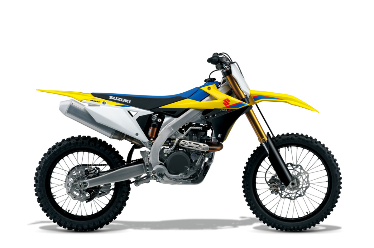 Suzuki RM-Z450L9 Motorcycle