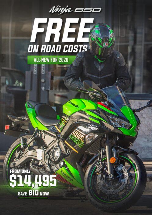 Ninja 650 Motorcycles