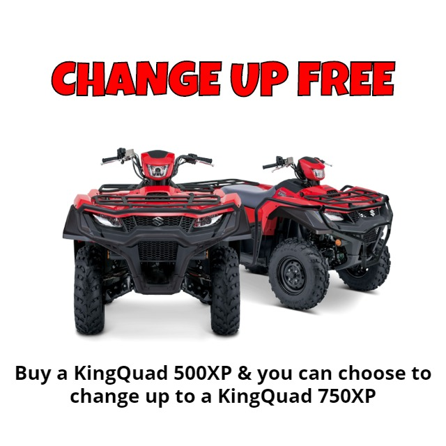 KingQuad 500XP