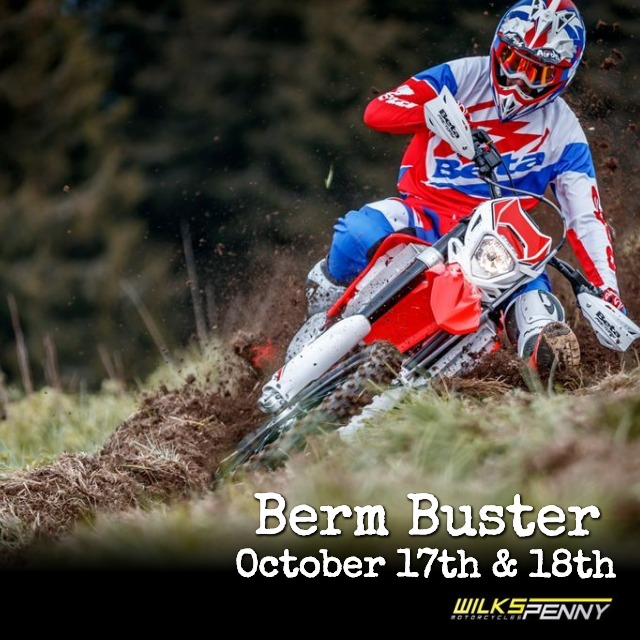 Ber Buster Cross Country Event Details