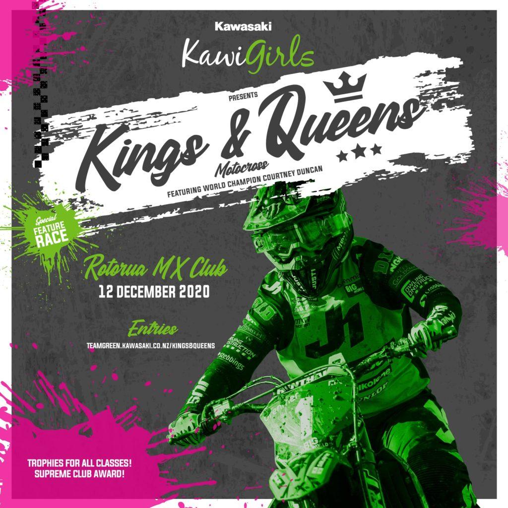 KawiGirls Motocross Event Details