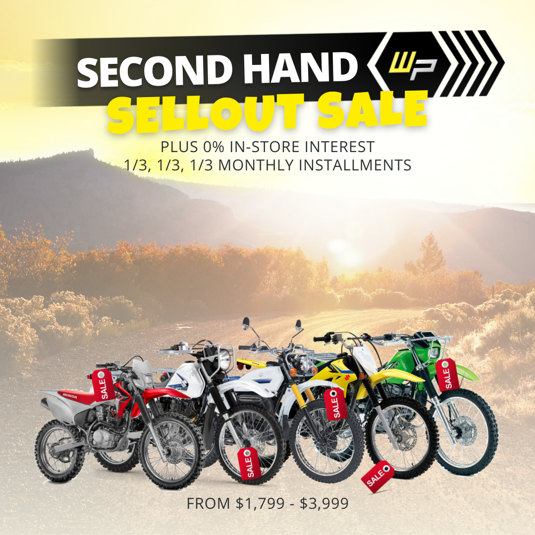 Second hand Motorcycles for Sale